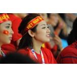 Những Hình Ảnh Đẹp Về Băng Đô Buộc Đầu - Cổ Động Viên Việt Nam