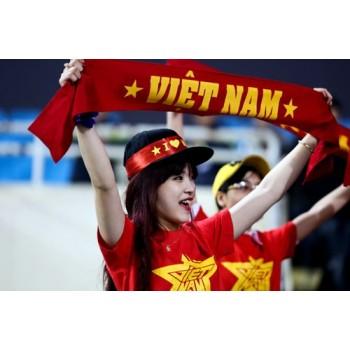 Hình Ảnh Đẹp về Băng Rôn Cổ Vũ Cầm Tay - Cổ Động Viên Việt Nam